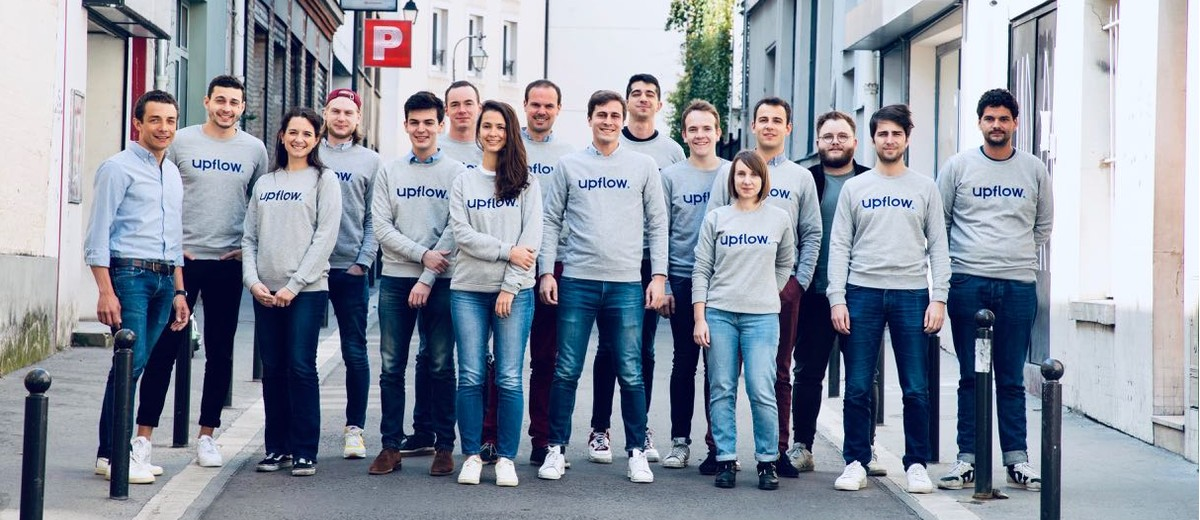 Upflow lève 2,5 millions d'euros pour en finir avec les impayés !